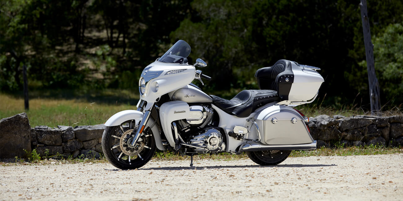 Indian® Roadmaster™ Elite